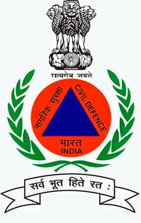 Civil Defence Directorate General Fire Services Civil Defence Home Guards Ministry Of Home Affairs Government Of India